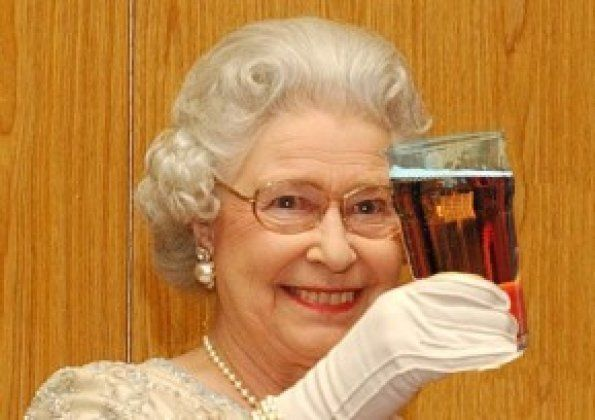 Queen Elizabeth Has Launched Her Own Beer Brewed From Plants At Sandringham Estate photo