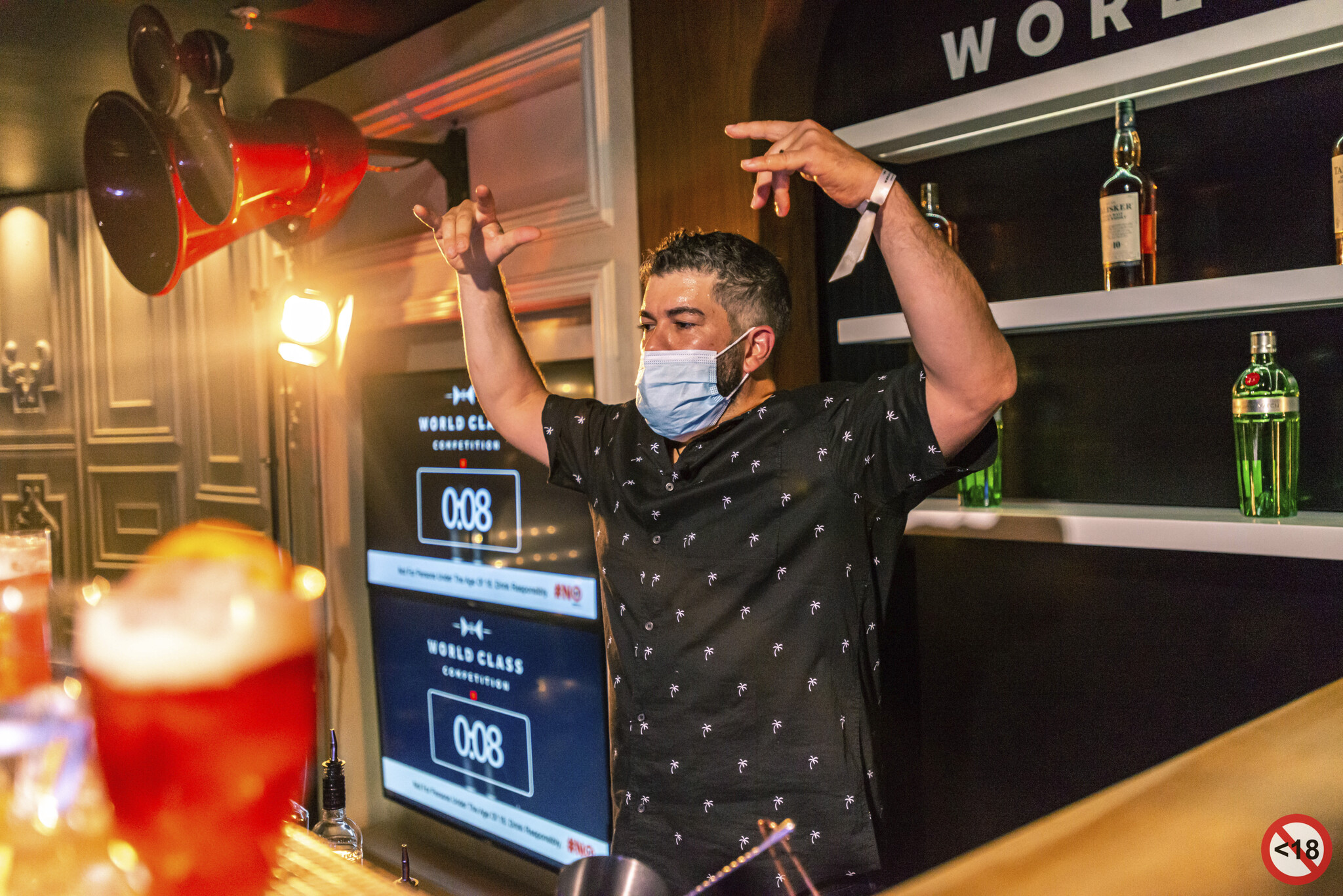 South Africa's Best Bartender Announced At  World Class Competition 2021 photo