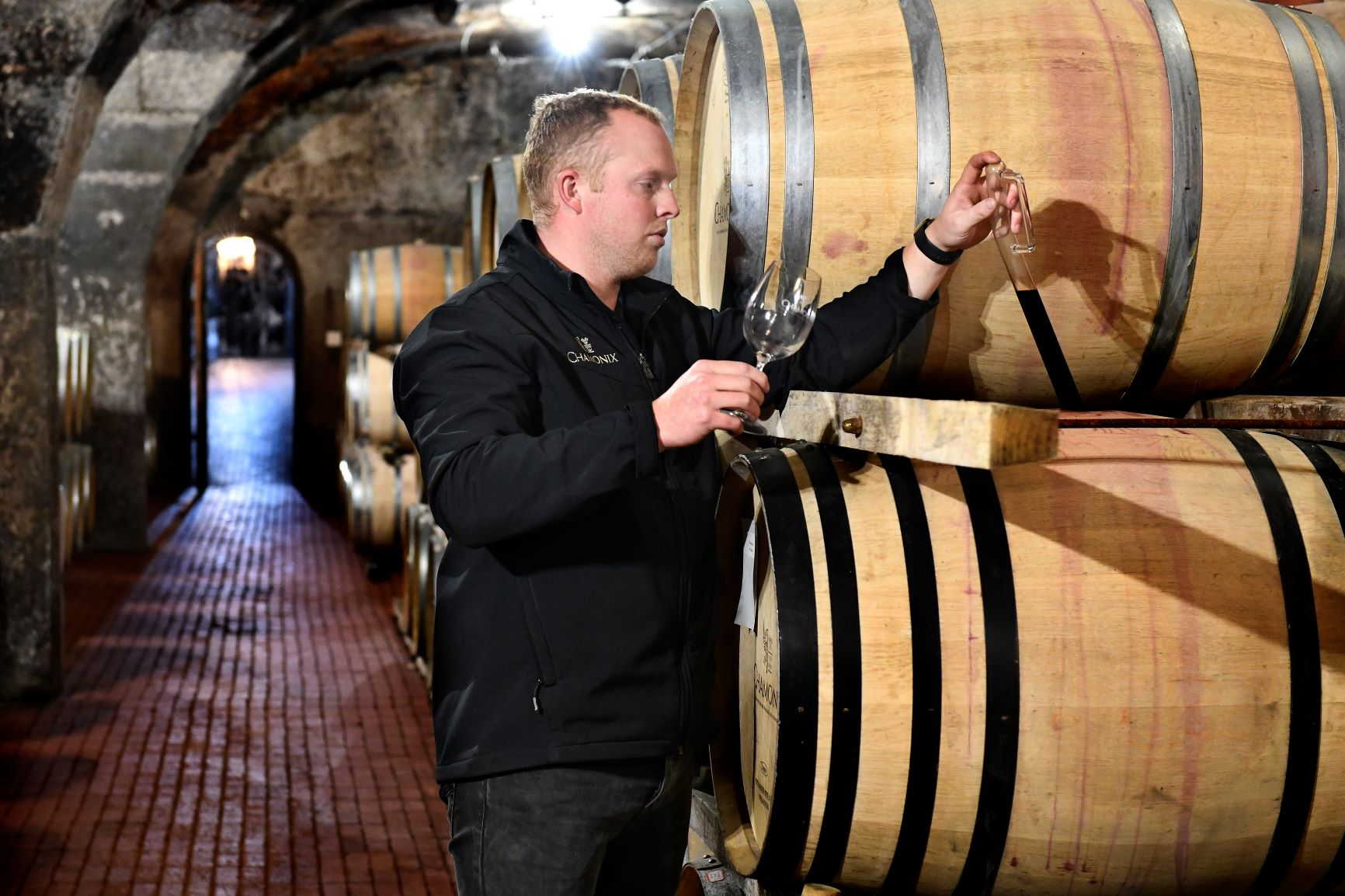 Youthful Beauty in Chamonix's Early Wines photo