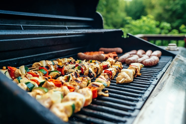 Is It Healthy To Eat Grilled Foods? photo