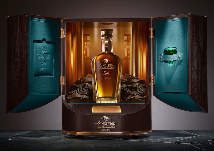 Diageo's The Singleton To Release A 54-year-old Single Malt Scotch photo