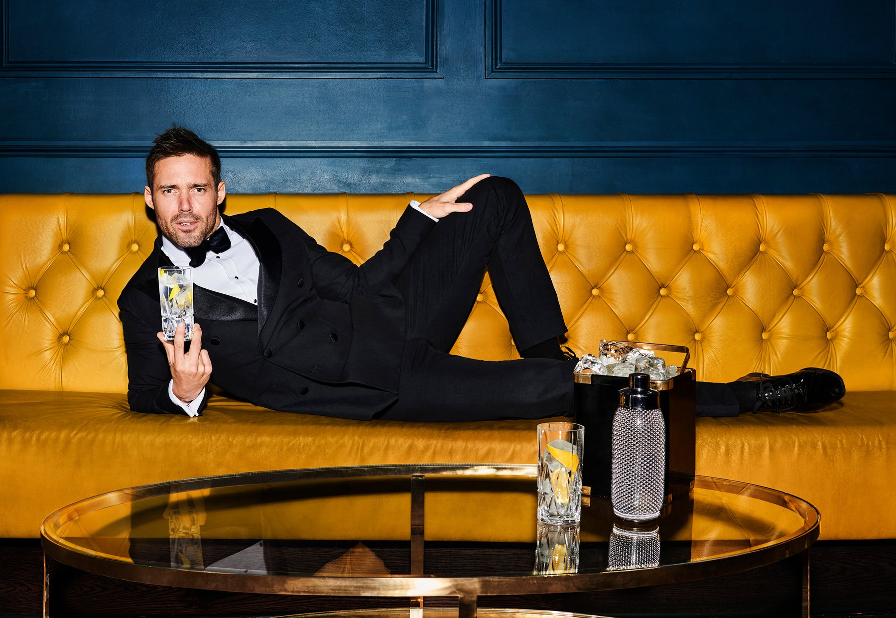 Made in Chelsea Star Launches A Non-Alcoholic Tequila photo