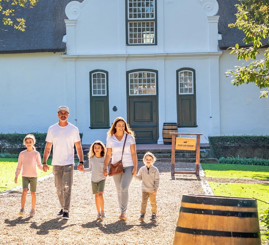 Come Rain Or Shine, Boschendal Would Love To Host You This Winter! photo