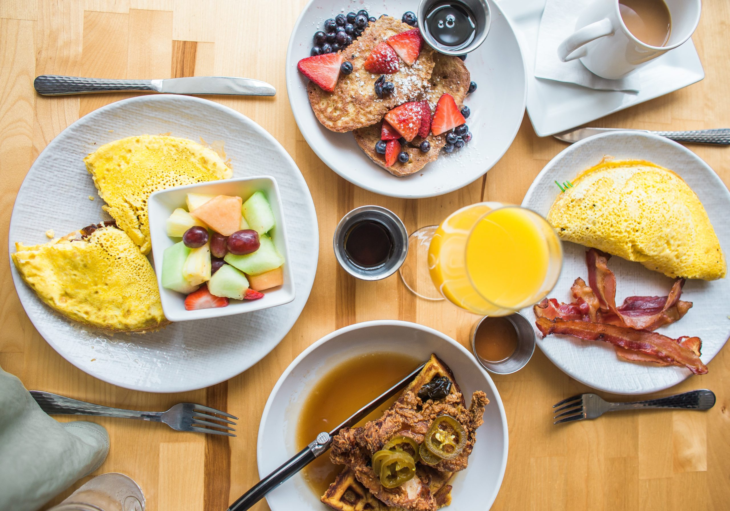 Breakfasts That Will Improve Brain Activity For The Whole Day photo