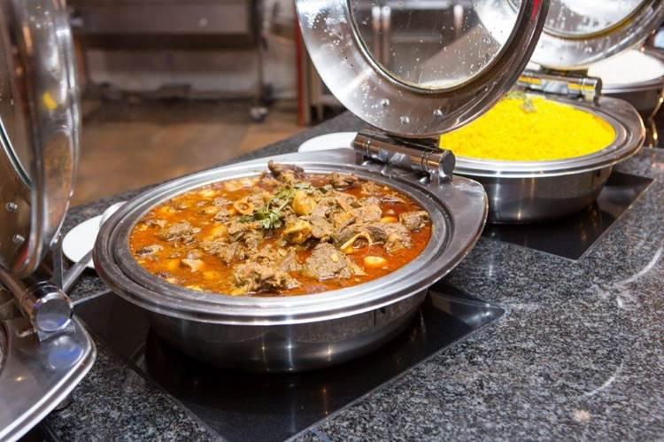 Quarterdeck Buffet Restaurant Reopens At Grandwest photo
