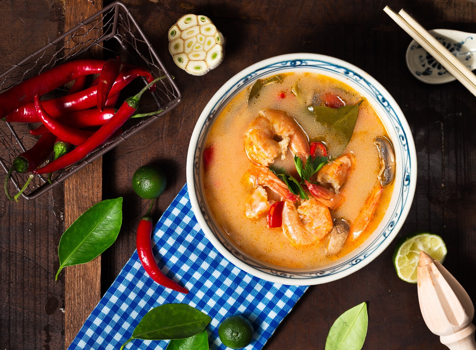 Wine Pairing – How to Pair Wine and Thai Food photo