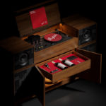 Penfolds Creates A Record Player Console  Filled With Its Finest Wine photo