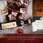 How To Make Chocolate And Muscadel Marshmallows Using Rietvallei 1908 Muscadel photo