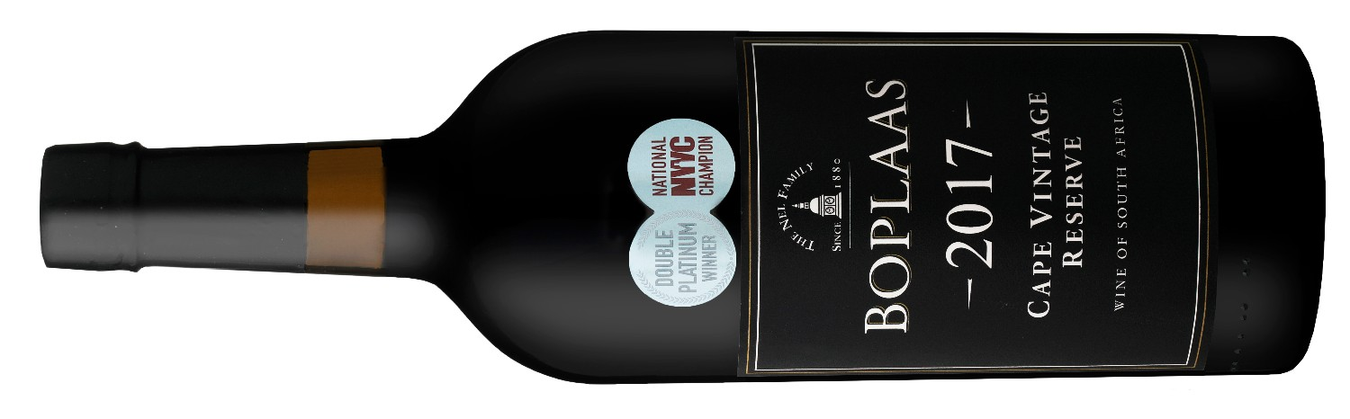Boplaas Wins Best SA Port At Old Mutual Trophy Wine Show photo