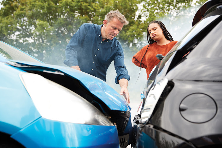 What Should I Do After a Car Accident That Wasn't My Fault? photo