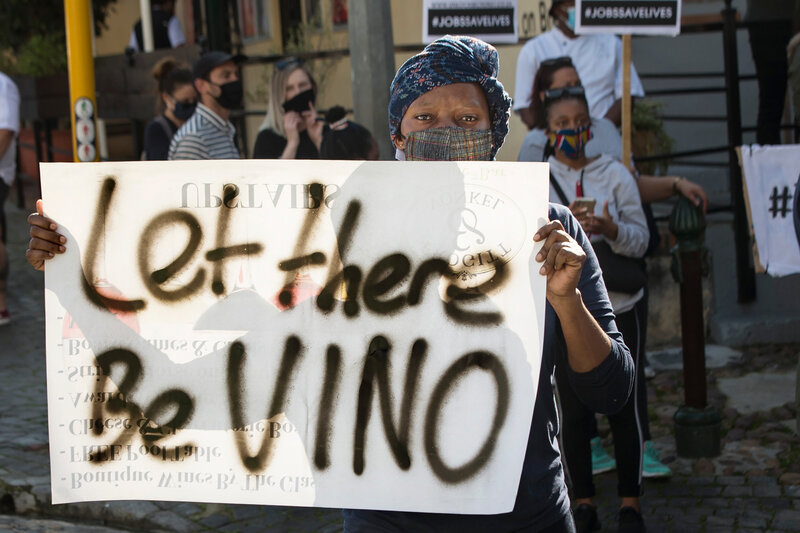 South African Wine Industry Raises Alarm! Wine Producers Unable To Stay Afloat With Continued Alcohol Ban photo