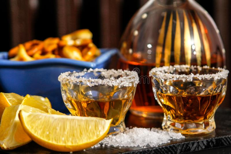 Bar Snacks Infused With A Double Dose Of Tequila photo