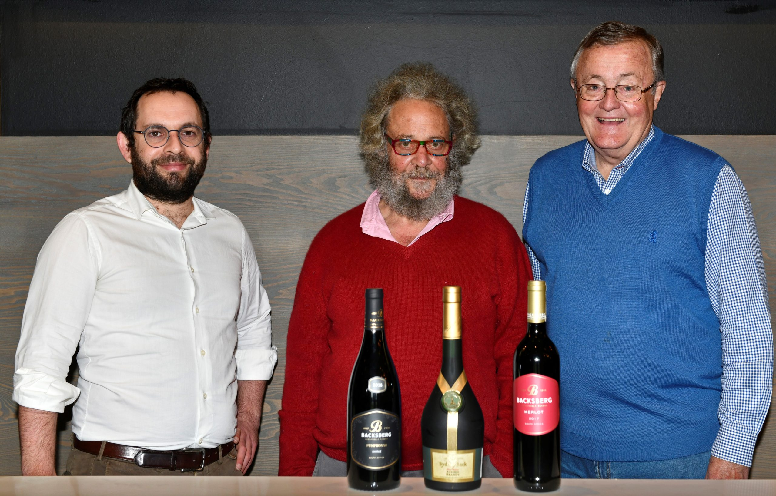 DGB Acquires A Majority Shareholding In Backsberg Family Wines photo