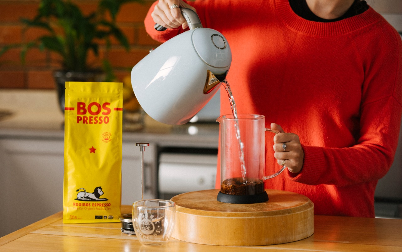 BOS Brands Launches BOSpresso® With Rainforest Alliance Certification photo