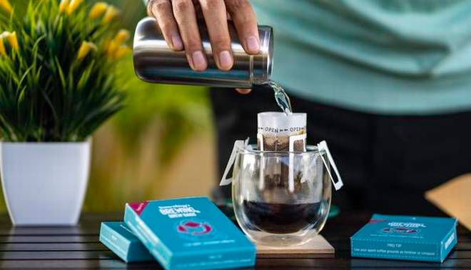 Brew Sachets Is A Gamechanger For Coffee Lovers In India photo
