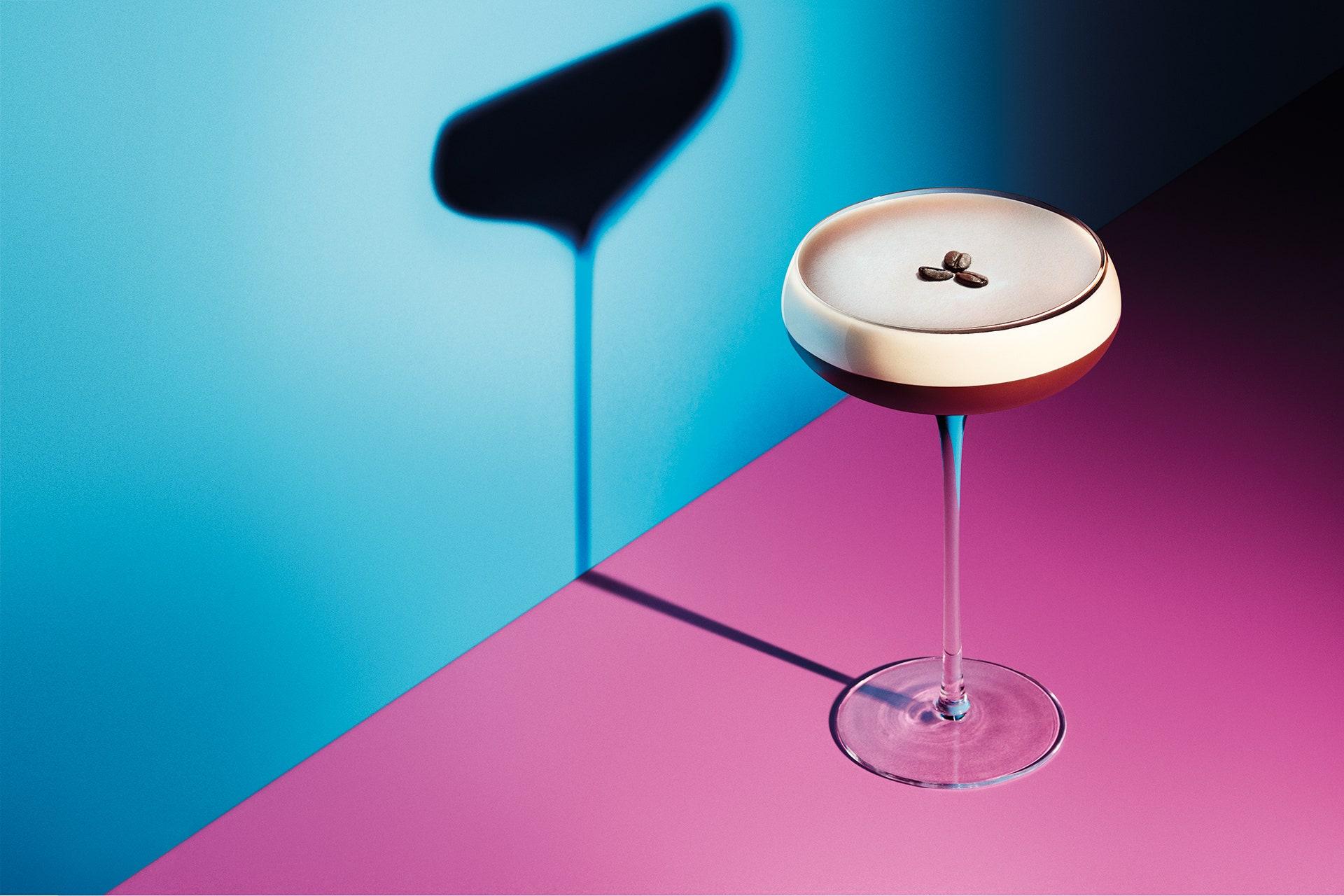 Mar-TEA-ni: How To Make An Espresso Martini With Tea photo