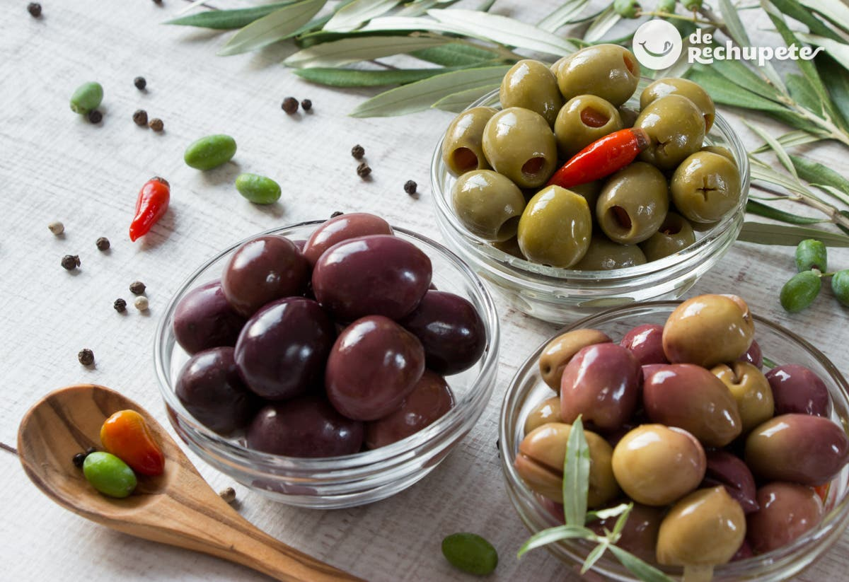 How To Spot A Good Quality Table Olive photo