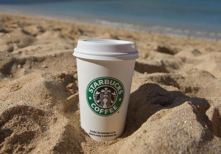 Locals Divided As Starbucks Opens Its Doors In Muizenberg photo