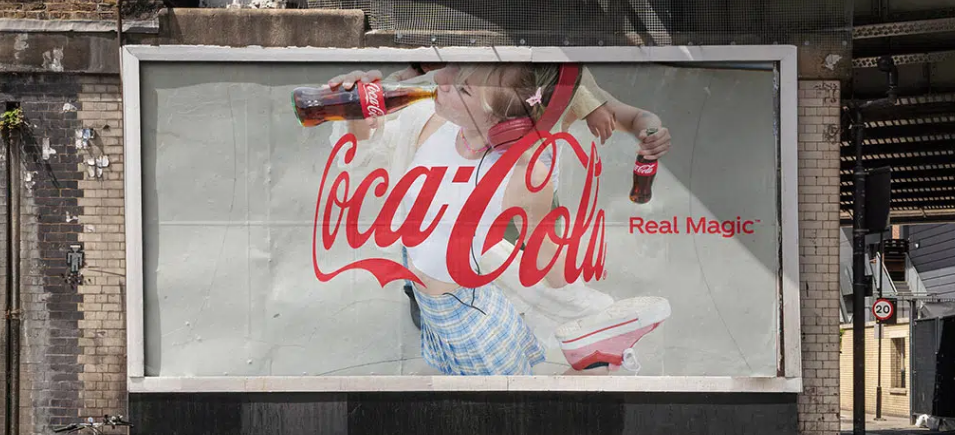 """Coca-Cola Celebrates Humanity With New """"Real Magic"""" Platform And Global Campaign photo"""