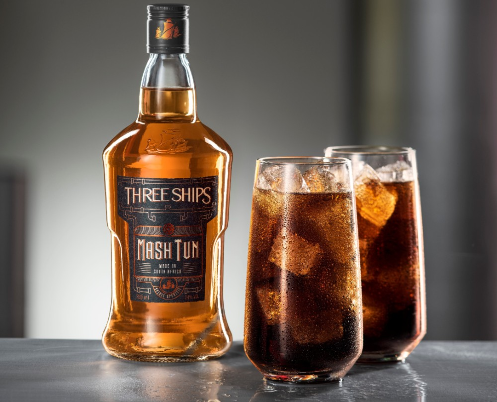 Three Ships Mash Tun Brings A Smooth And Bold New Whisky To The Glass photo