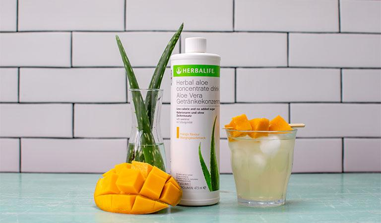 Herbalife Reviews – Delicious Herbal Aloe Concentrate Recipes photo