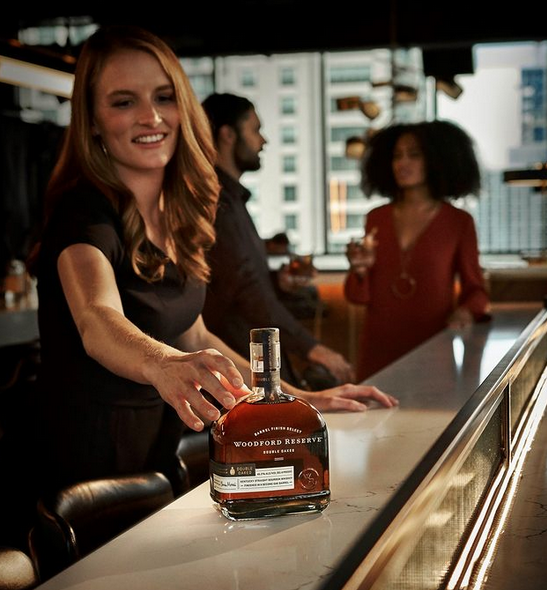 The Spirited Rise Of Female Bourbon Drinkers photo