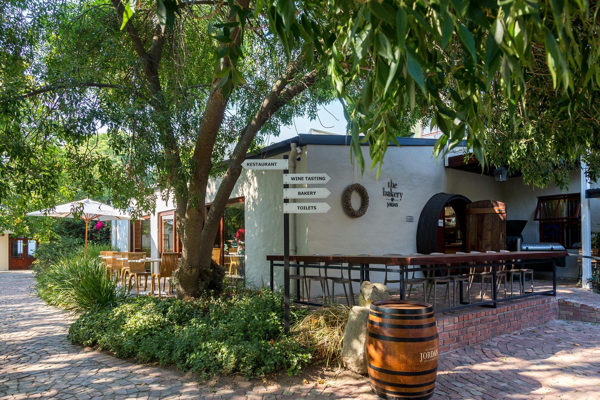 Jordan Wine Estate Presents The Cellar Door photo