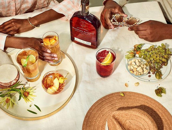 A Spring Spectacle For The Senses: Bourbon Cocktails photo