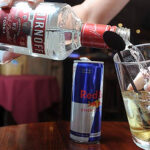 Warning – Do Not Mix Energy Drinks With Alcohol photo