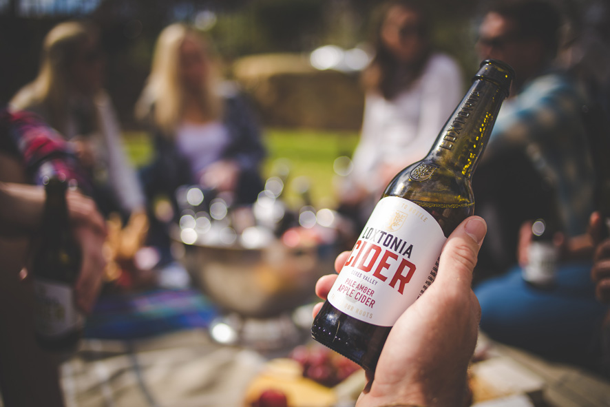 Loxtonia Pale Amber Is A Cider Brew Made For Beer Lovers photo