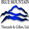 Blue Mountain Vineyards